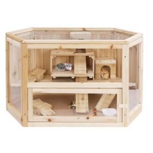 Hamster Haltung - Wie muss das Hamster-Zuhause beschaffen sein?