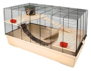 Hamsterkäfig kaufen - Kerbl Kleintierkäfig Gabbia – Hamster