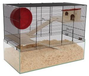 Hamsterkäfig kaufen -Mäuse- und Hamsterheim Kleintierkäfig MINNESOTA